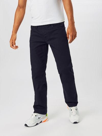 DIESEL Jeans 'Larkee-X' in navy: Frontalansicht