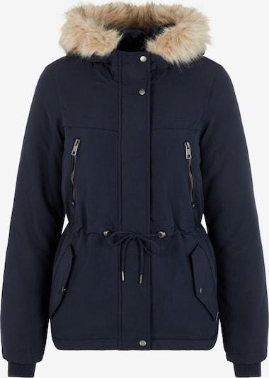 VERO MODA Winterjas in de kleur Donkerblauw, Productweergave