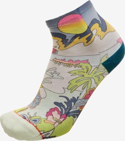 Stance Socken 'Hot Trop' in mischfarben / weiß, Produktansicht