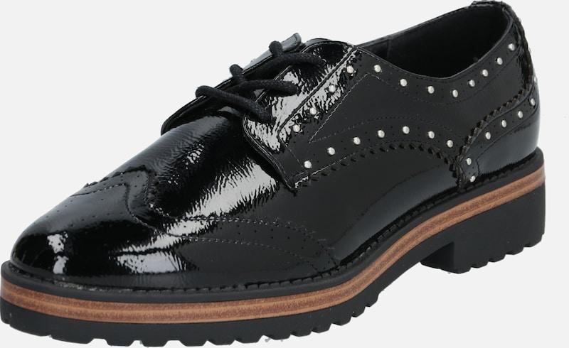 Esprit Damen sportive Sneaker low Halbschuhe Schnürschuhe