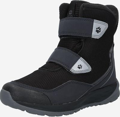 Pantofi sport JACK WOLFSKIN pe gri metalic / negru, Vizualizare produs