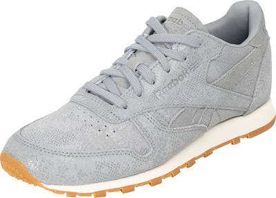 Reebok Classic Sneakers laag 'Cl lthr clean ex'