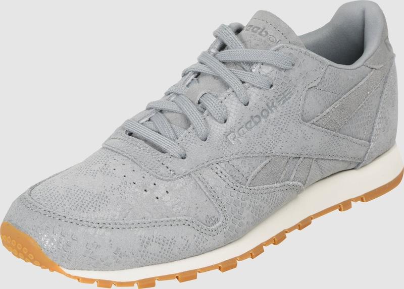 Reebok Classic Sneaker Cl Lthr Clean Ex