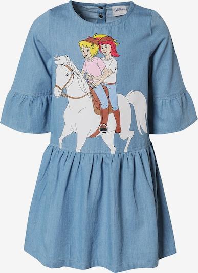 Bibi und Tina Jeanskleid in blau, Produktansicht
