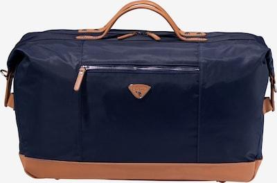 Jump Weekender 'Riviera' in navy / apricot, Produktansicht