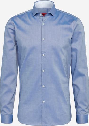 HUGO Hemd  'Errik' in blau, Produktansicht