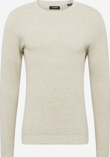 JACK & JONES Pullover in beige, Produktansicht