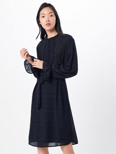 OBJECT Kleid 'Cilja 106' in schwarz, Modelansicht