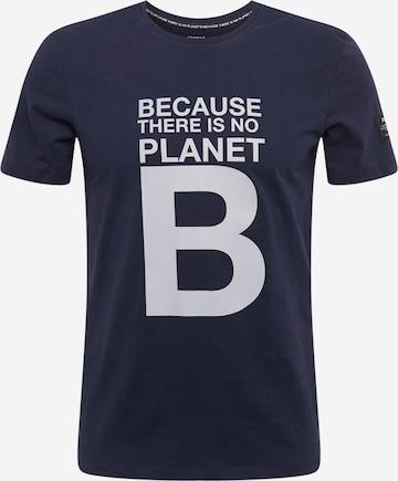 ECOALF T-shirt 'NATAL' i blå