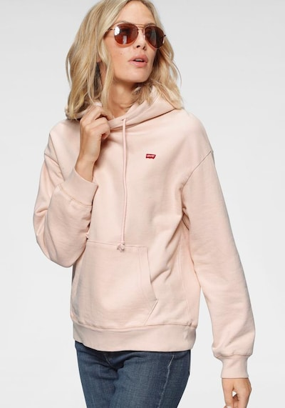 LEVI'S Sweatshirt in Pink: Frontal view