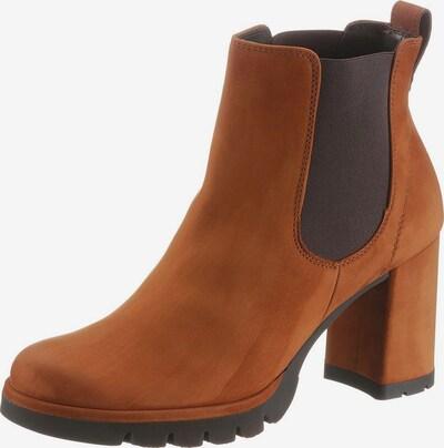 Paul Green Chelsea boots in de kleur Karamel, Productweergave