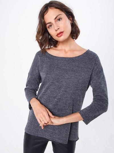 ONLY Pullover 'onlALBA' in dunkelgrau, Modelansicht