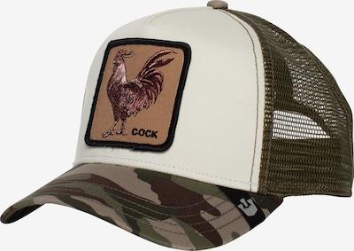 Cappello da baseball GOORIN Bros. di colore oliva, Visualizzazione prodotti