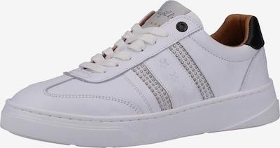 PANTOFOLA D'ORO Sneaker in schwarz / weiß, Produktansicht