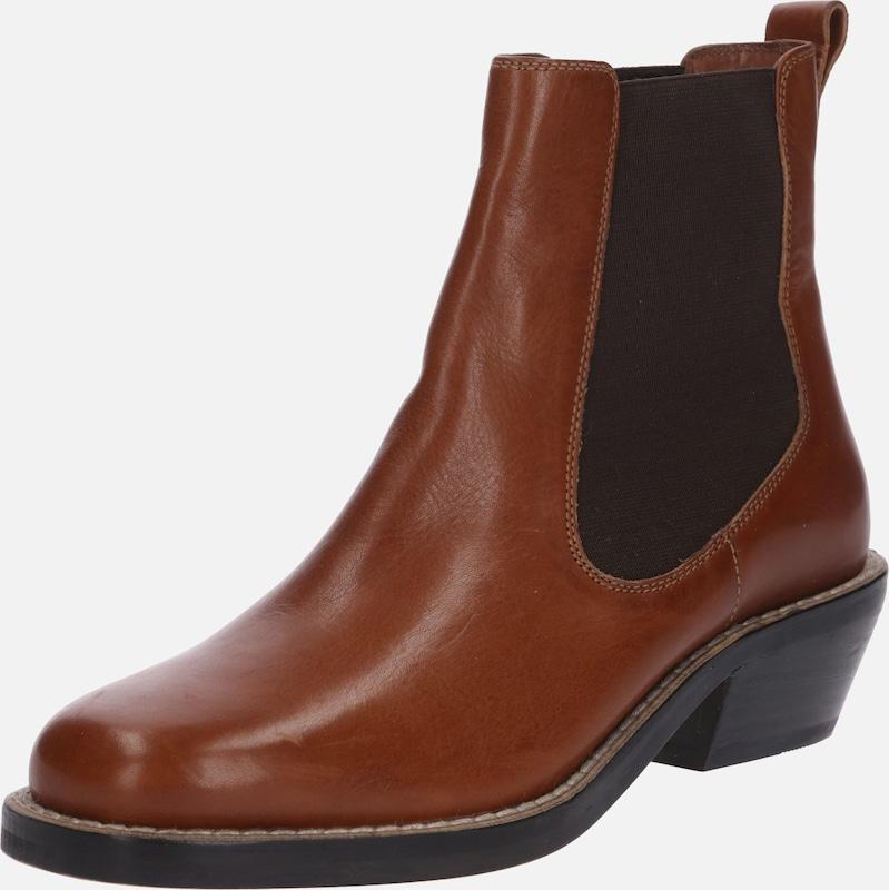 Noisette Chelsea 'fabienne' Boots 'fabienne' Chelsea Boots En 543ARLj