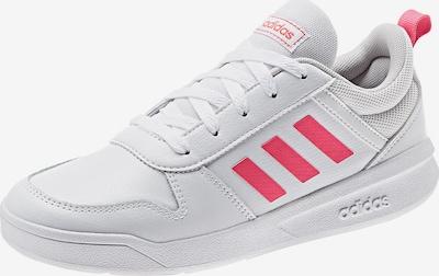 ADIDAS PERFORMANCE Chaussure de sport 'TENSAUR K' en rose / blanc, Vue avec produit