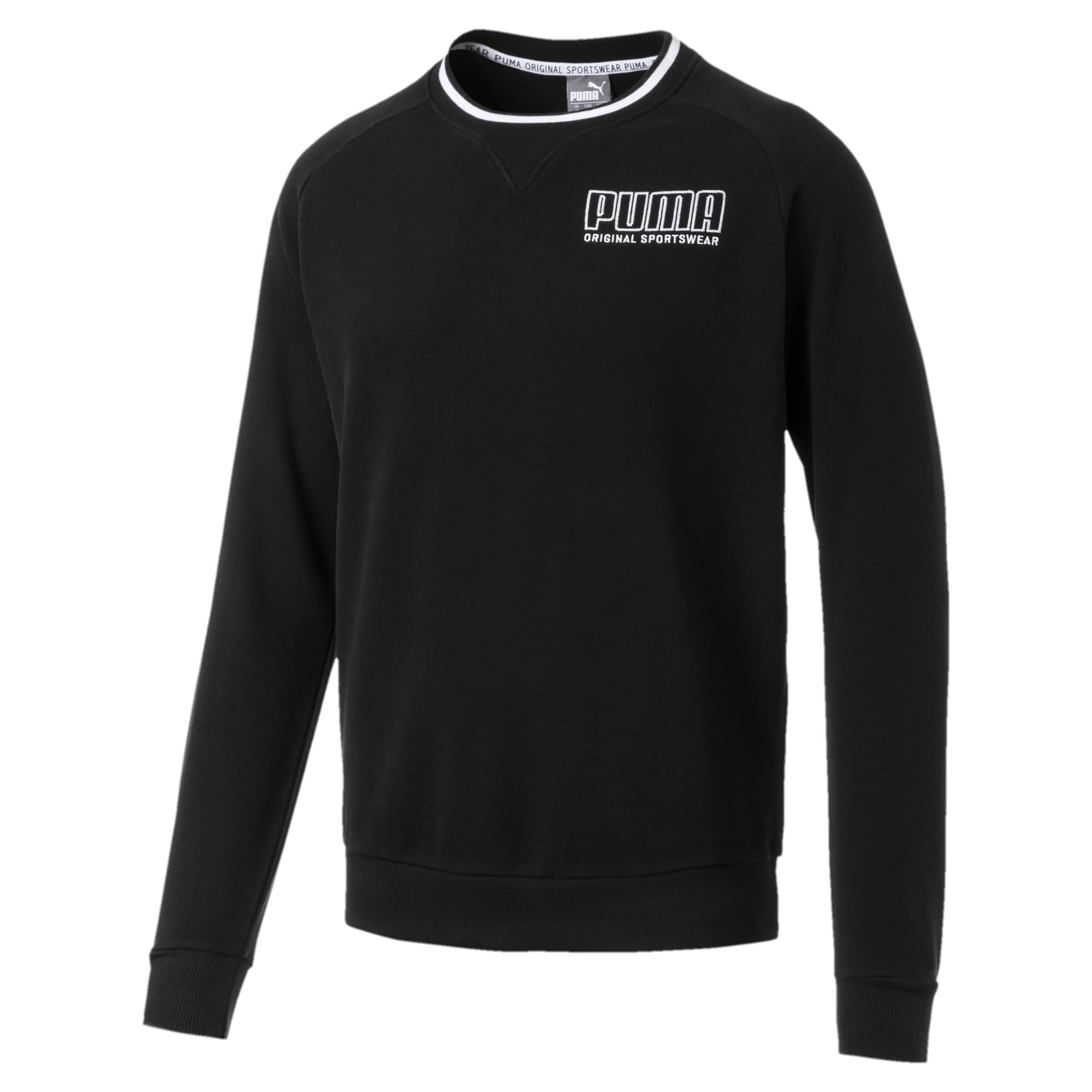 In In Puma Puma Sweatshirt Sweatshirt SchwarzWeiß SchwarzWeiß yI6Ybf7vg