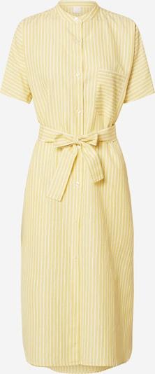 BOSS Sukienka koszulowa 'Ekimono' w kolorze żółty / białym, Podgląd produktu