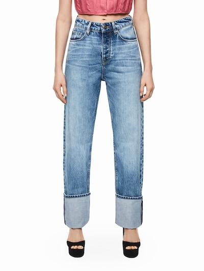 Pepe Jeans Jeans 'Dua Lipa DUA' in blau, Modelansicht