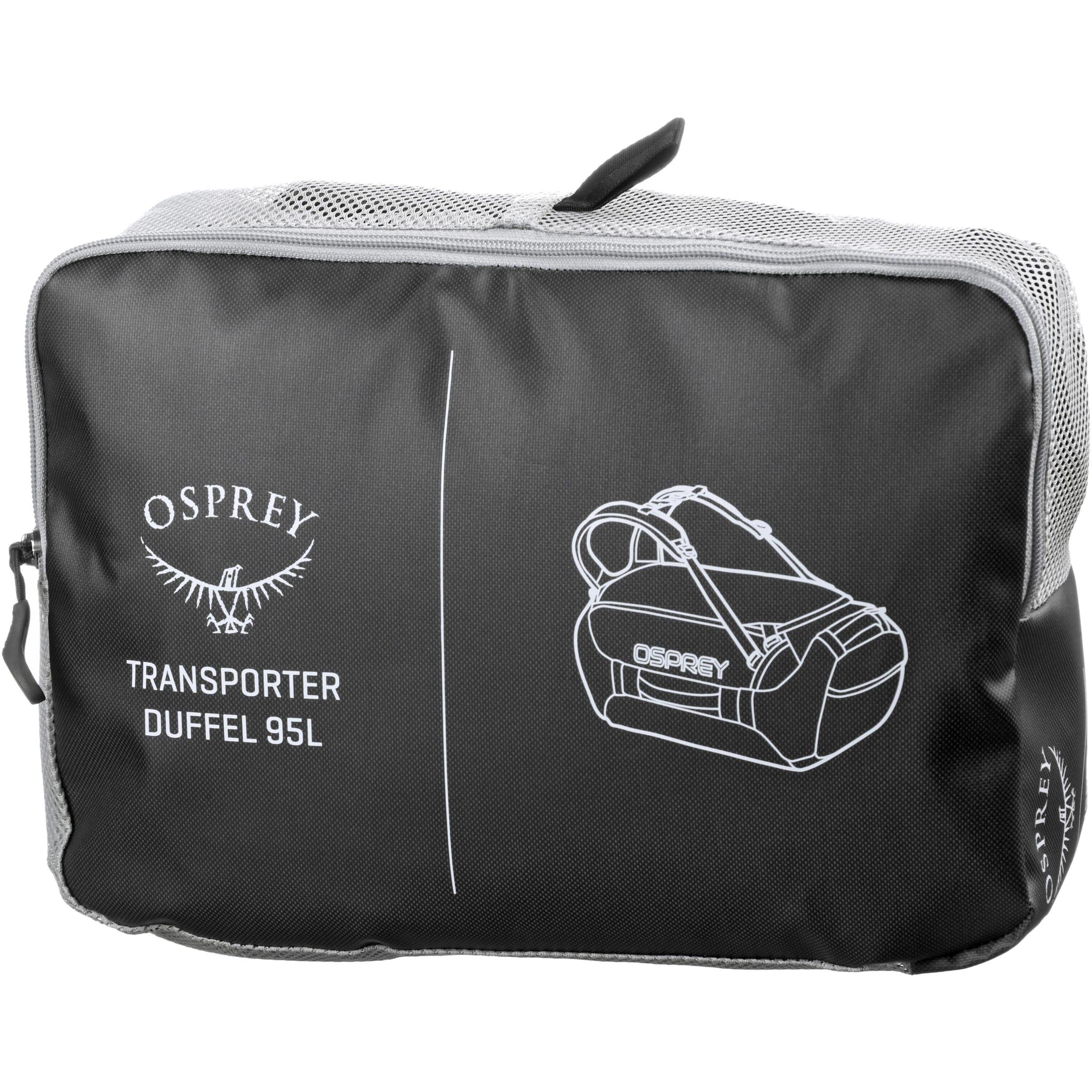 95' 'Transporter Osprey 'Transporter 95' 95' Reisetasche 'Transporter Reisetasche Osprey 'Transporter Osprey 95' Reisetasche 'Transporter Reisetasche Osprey Osprey Reisetasche qwtAxafIn