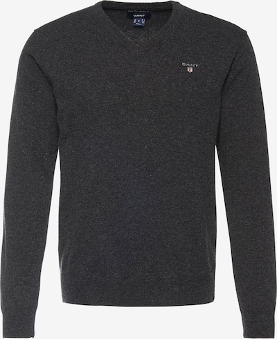 GANT Pullover in anthrazit, Produktansicht