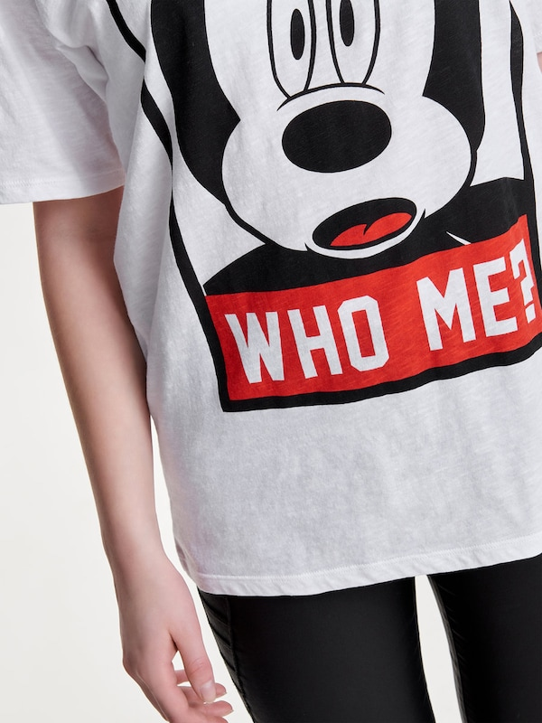 ONLY T-Shirt 'onlMICKEY'