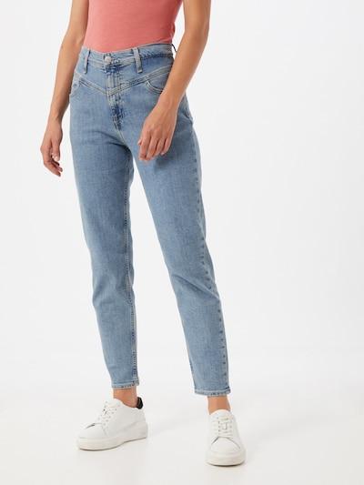 Calvin Klein Jeans Džinsi 'JEAN' pieejami debeszils, Modeļa skats