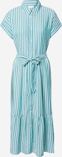 VILA Šaty 'Harper' - nefritová / šedobiela, Produkt