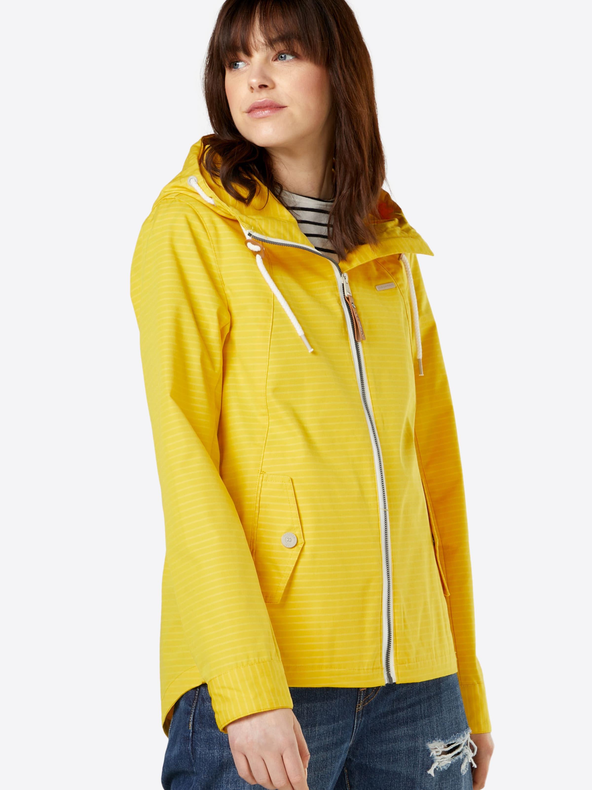'monade Zitrone Stripes' Ragwear Übergangsjacke In roeWBdCx