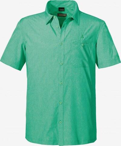 Schöffel Hemd in jade, Produktansicht