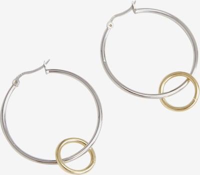 EDITED Boucles d'oreilles 'Rochelle' en or / argent, Vue avec produit