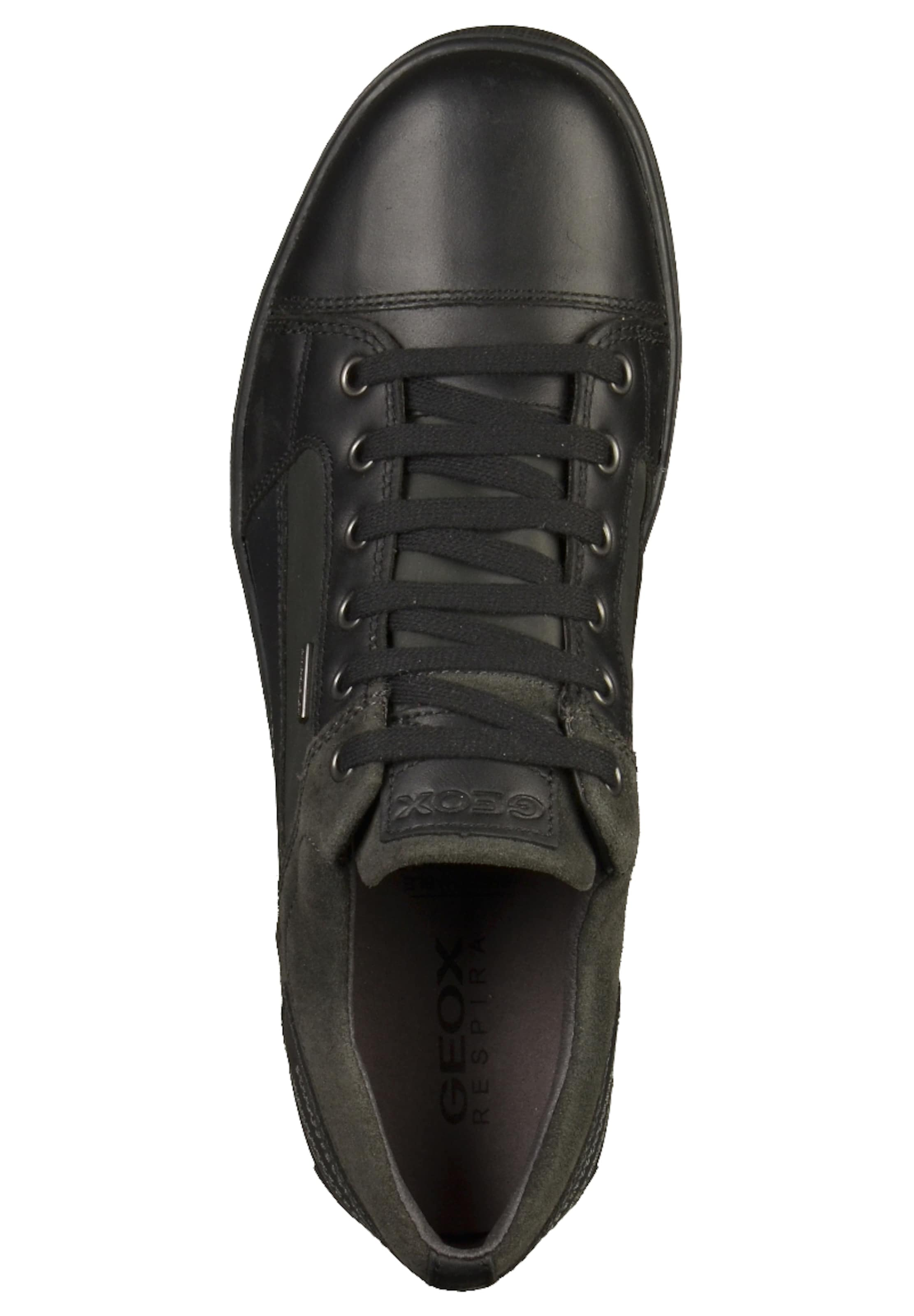 Sneaker Geox Schwarz Geox Geox In Schwarz In Sneaker 2YWHDIe9E