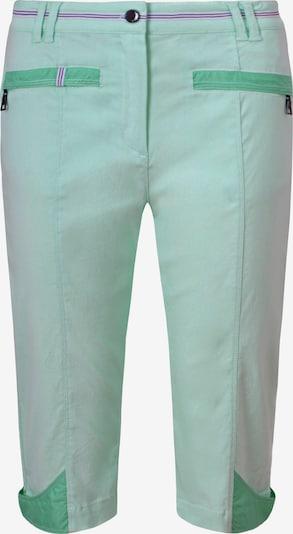 Navigazione Shorts in mint, Produktansicht