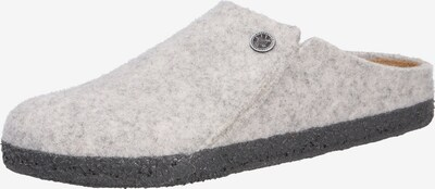 BIRKENSTOCK Hausschuhe in grau, Produktansicht