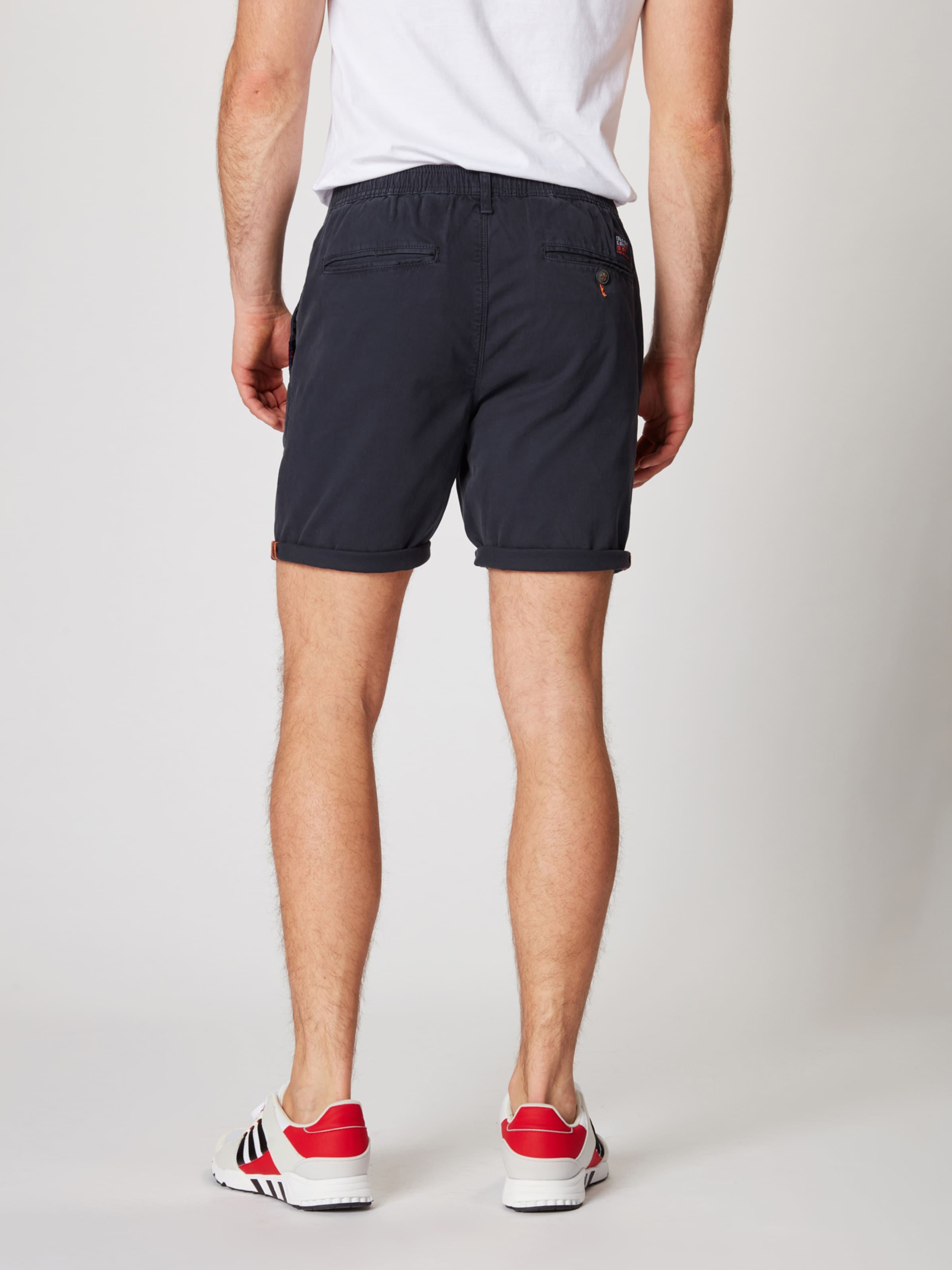 Navy Shorts Shorts In 'sunscorched' Superdry 'sunscorched' Superdry qSGUpMVz