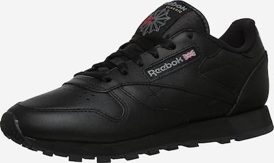 Sneaker low Reebok Classic pe negru, Vizualizare produs