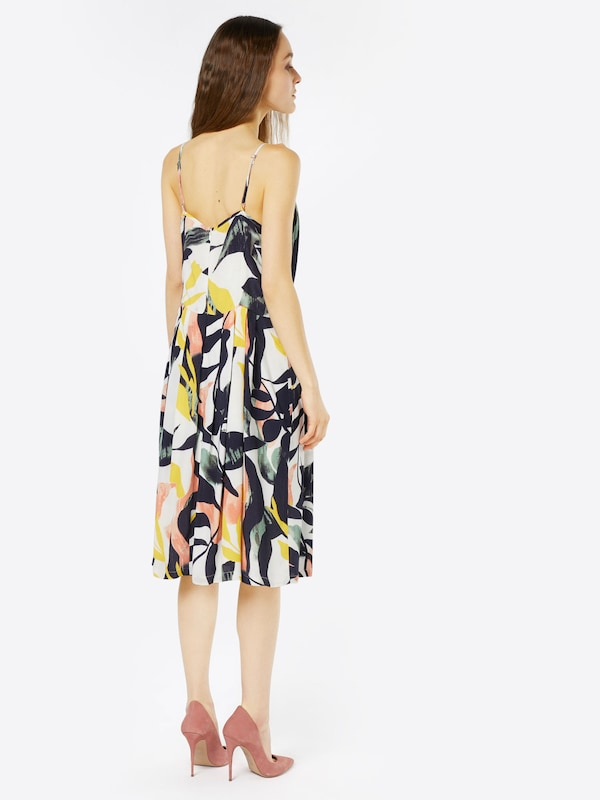 Yumi Kleid 'ABSTRACT TROPICAL'