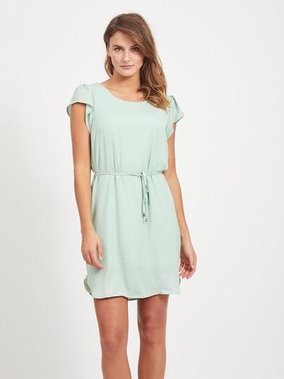 VILA Kleid in mint, Modelansicht