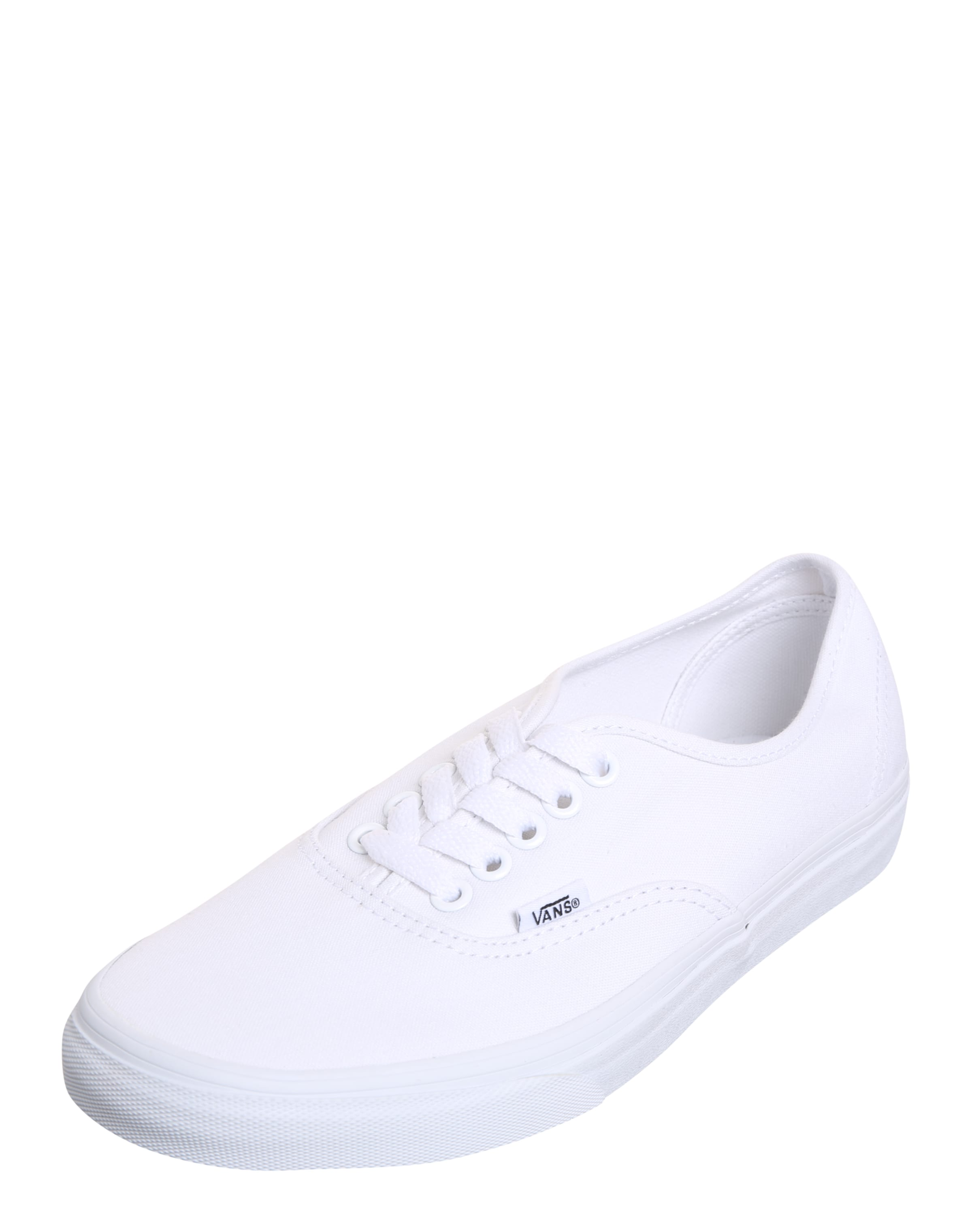 457abcc284 In Sneakers Vans 'authentic' In 'authentic' Sneakers Sneakers Weiß Weiß Vans  'authentic' Vans In bf7g6y