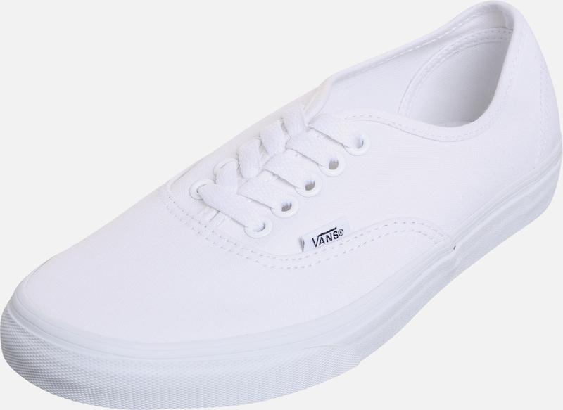 Vans Blanc 'authentic' Baskets Basses En 4qAj35LcRS