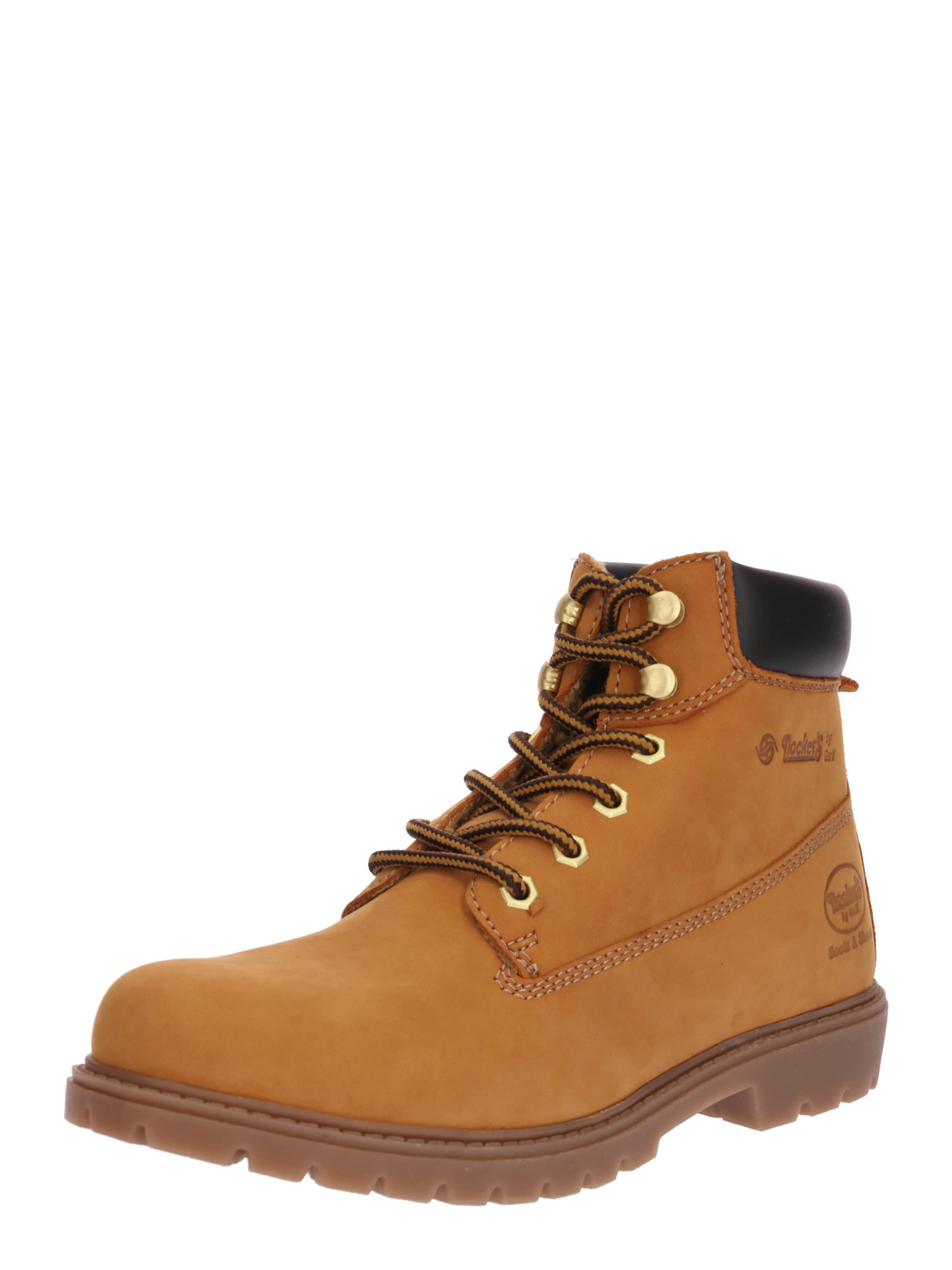 Dockers by Gerli Lederstiefel Günstige und langlebige Schuhe