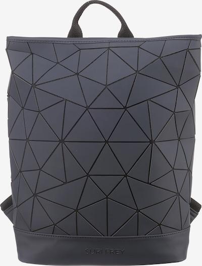 Suri Frey Rucksack 'Jessy-Lu' in grau / schwarz, Produktansicht