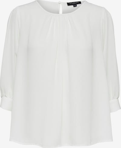 SELECTED FEMME Blusenshirt 'SLFBAILEY' in weiß, Produktansicht