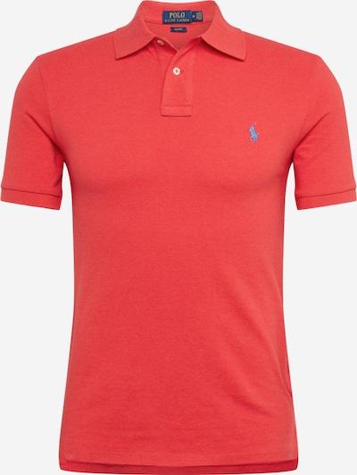 POLO RALPH LAUREN Poloshirt 'SSKCSLM1-SHORT SLEEVE-KNIT' in rot, Produktansicht