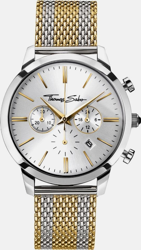Thomas Sabo Chronograph 'REBEL SPIRIT CHRONO, WA0286-282-201'