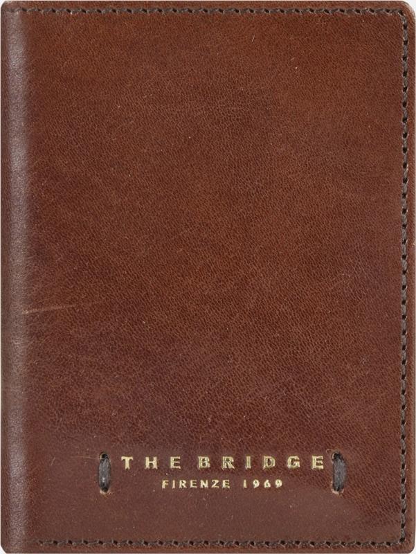 The Bridge Passpartout Uomo Passetui Leder 7 cm