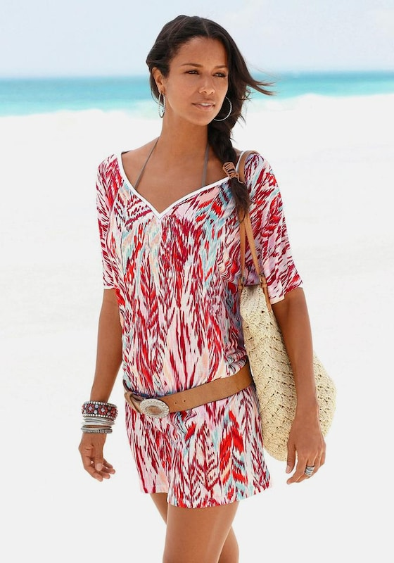 s.Oliver RED LABEL Beachwear Beachwear Longshirt