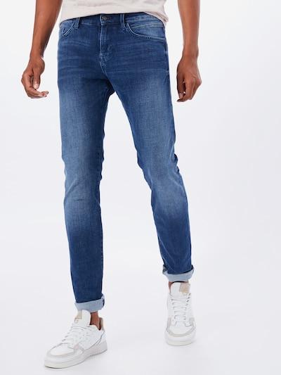 TOM TAILOR Jeans in blue denim, Modelansicht