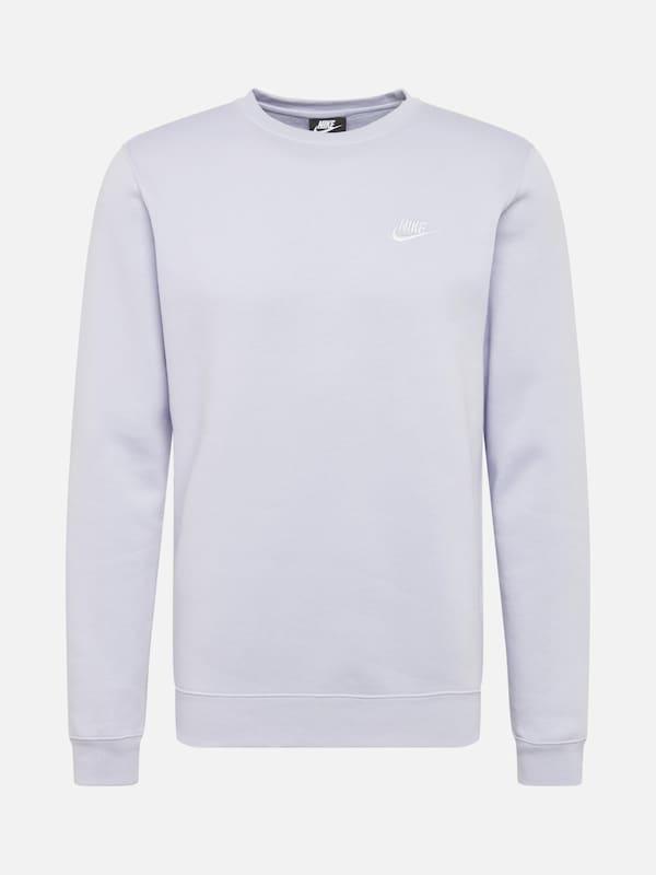 Lilas shirt En Nike Crew' Sweat 'sportswear Sportswear xw0EUqOUY