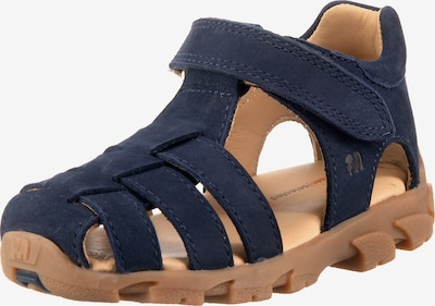 ELEFANTEN Sandalen 'Fido' in nachtblau, Produktansicht